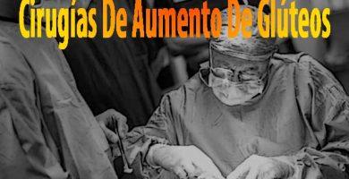 Cirugías De Glúteos